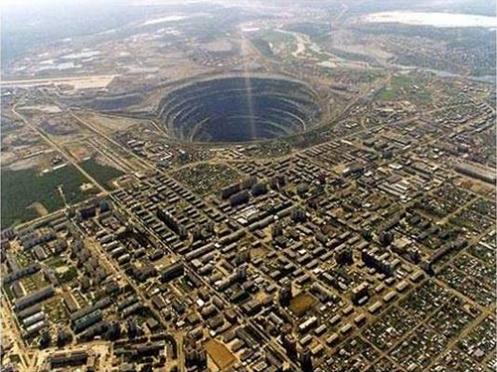 Mirny diamond mine – serbia