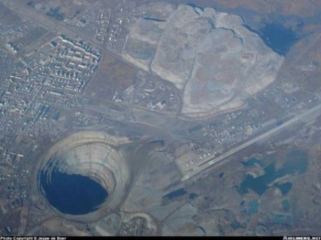 mirny diamond mine 3