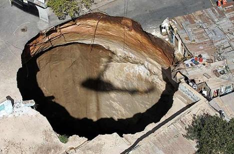 sink hole 2