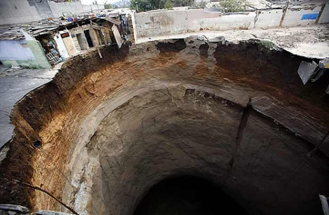 sink hole 3