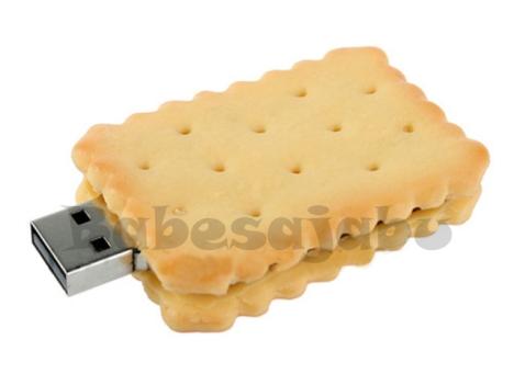 biscuit usb