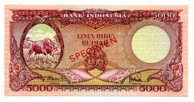 5000 rupiah tidak beredar