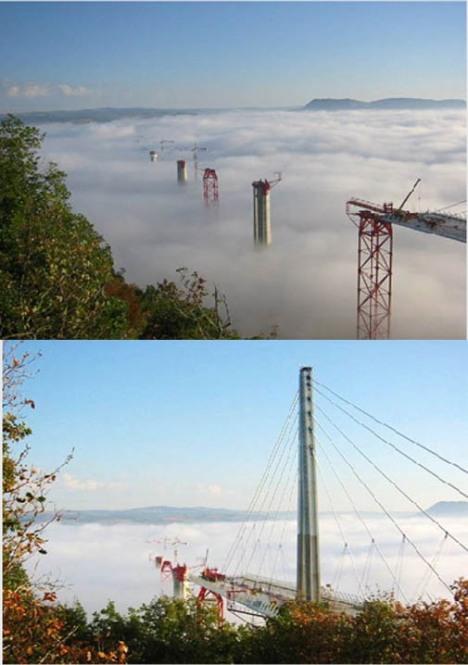 jembatan millau 1
