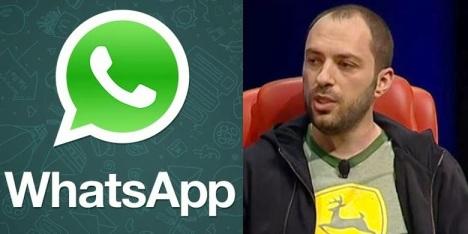 Jan Koum Pendiri Whatsapp